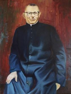 Ks. Piotr Roztocki - Parafia pw. św. Wawrzyńca w Rymanowie