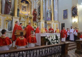 Uroczystość odpustowa św. Wawrzyńca