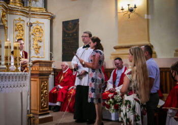 Odpust i jubileusz 25-lecia kapłaństwa ks. Grzegorza